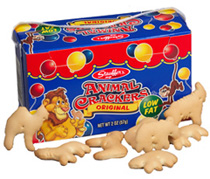 Animal Crackers contain trans fat.