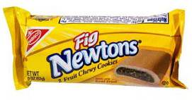 Fig Newtons contain trans fat.