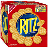 Ritz Crackers contain trans fat.